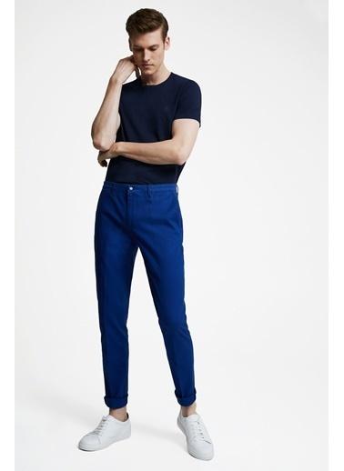 Tween Slim Fit Chino Pantolon İndigo